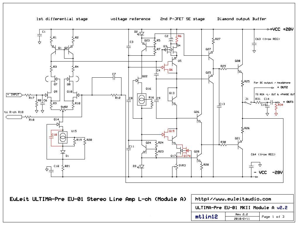 2 稳压器电路图     【 精致电路】 eu-01 前身是我2003年11月在dz所